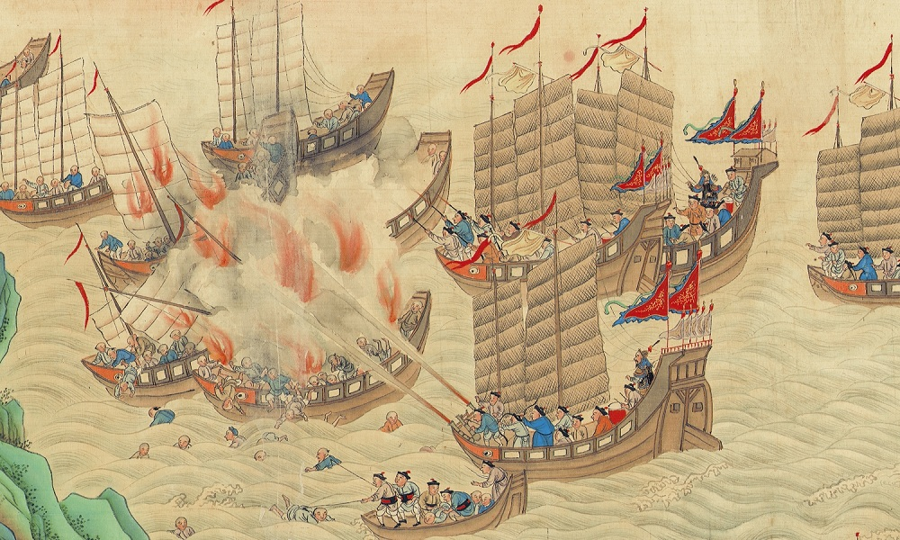 Pirates of the South China Sea: Hong Kong's Role in the History of Asian Piracy