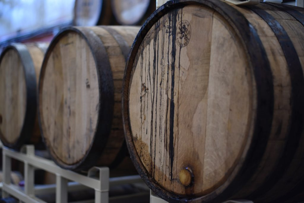 beer making barrels
