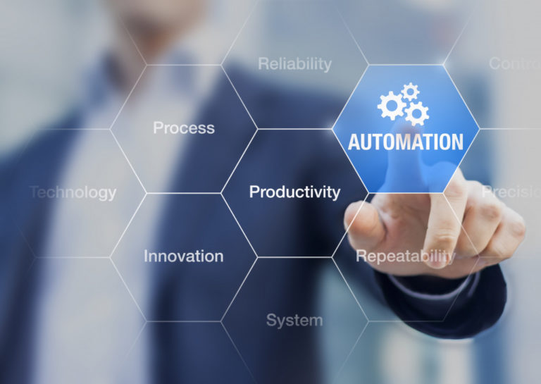 The Three Major Benefits of Automation in the Manufacturing Industry
