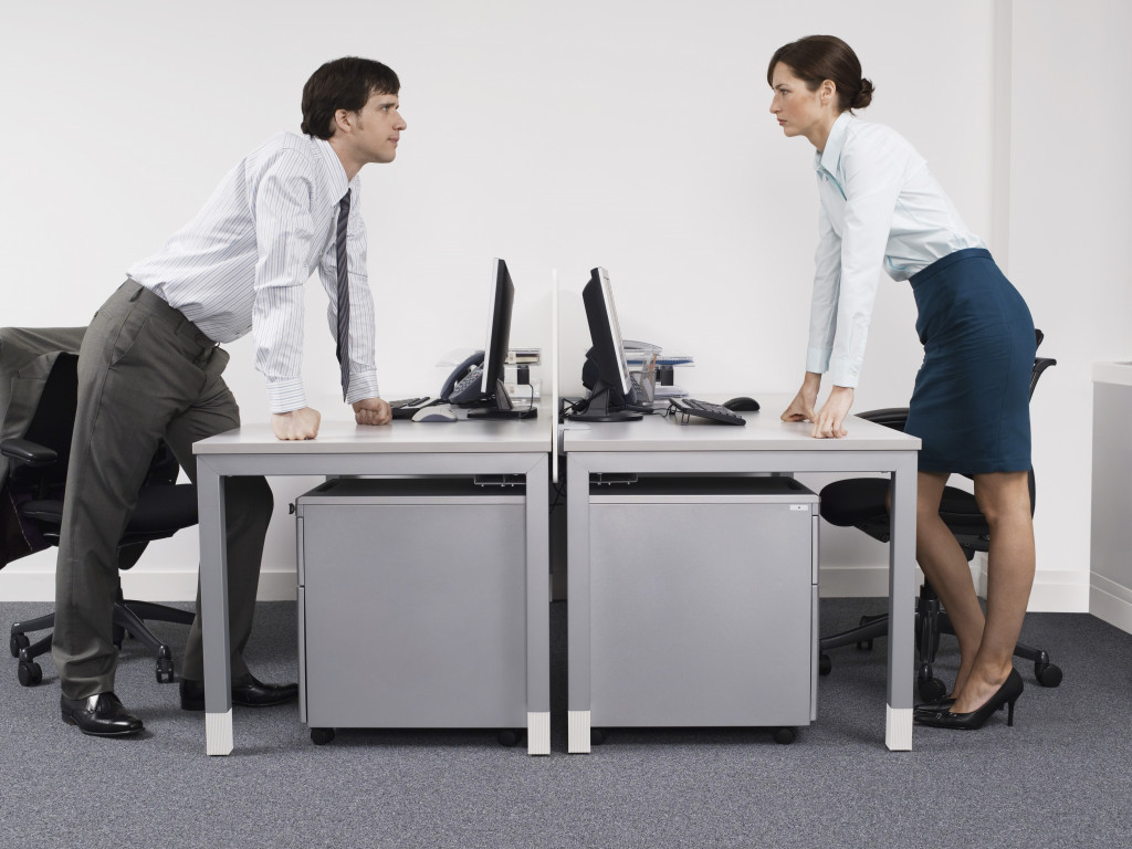 office conflict